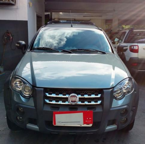 Fiat Palio Week. locker Dualogic 2011/12 R35.000,00