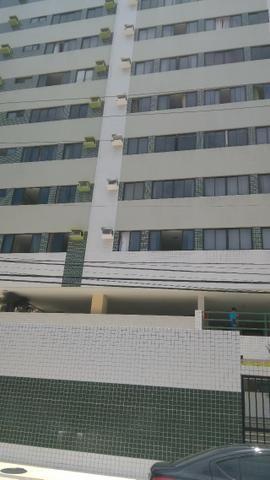 Apartamento quarto e sala na 4ª quadra da Ponta Verde