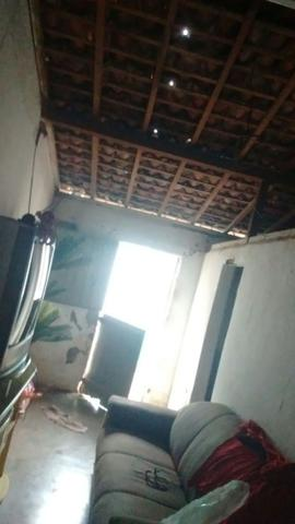 Casa Simples 02 Quartos - Bairro Nordeste - Guarabira