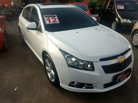 Chevrolet Cruze Ltz Sport6 2012 Couro Teto Top