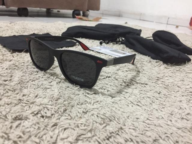 Óculos Polarizados Óculos de Sol e contra raios ultra violeta