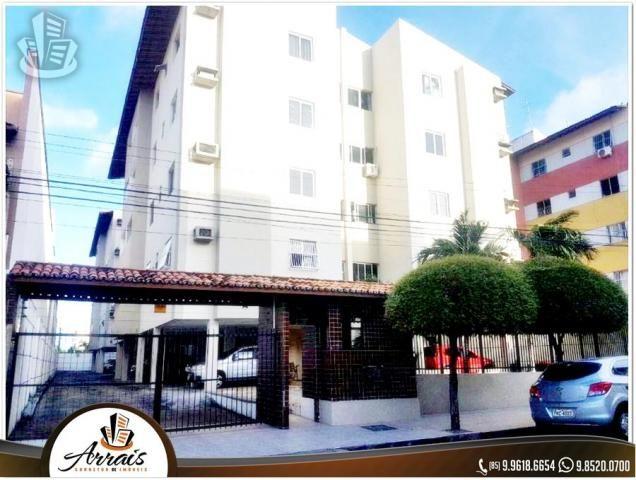 Apartamento grande no Vila União / Parreão