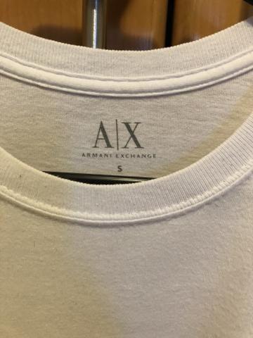 26f15b0f2a 4717477fb93 Camiseta Armani Exchange - Roupas e calçados - Jardim Tarraf  Ii