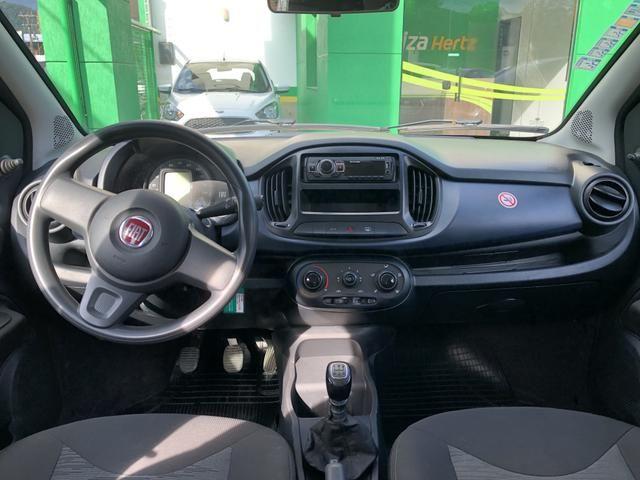 Nova Fiat Uno Drive 1.0 Completa Preta 2018 - Foto 5