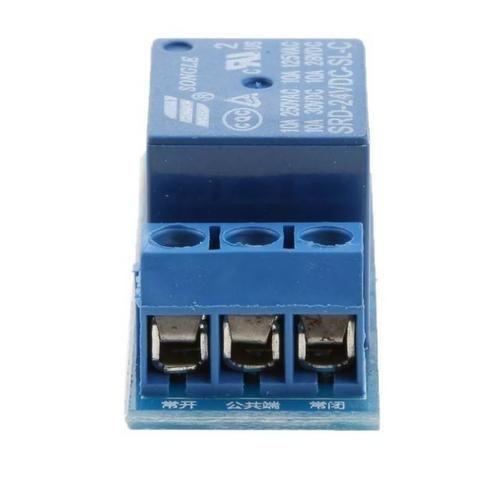 COD-AM29 Modulo Rele 1 Canal 24v Automção Arduino Pic Raspberry Pic - Foto 3