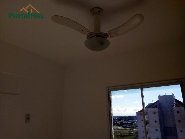 Apartamento à venda com 2 dormitórios em Morada de laranjeiras, Serra cod:4036 - Foto 8