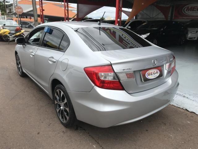 Honda civic sedan lxr 2.0 flexone 16v aut. 4p - Foto 9