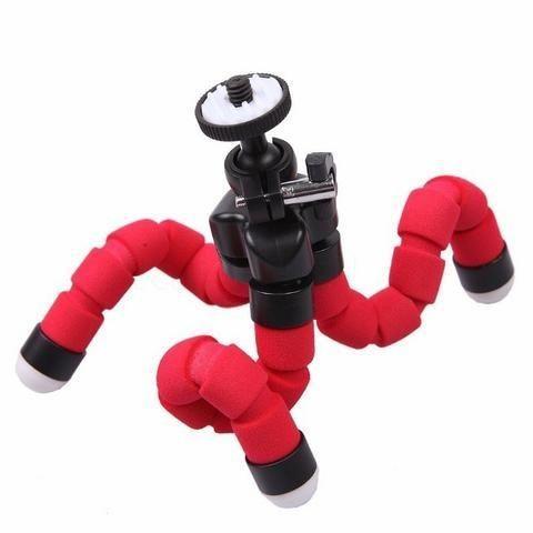 Mini Tripe Articulado Tripod Universal Celular e Cameras - Foto 5