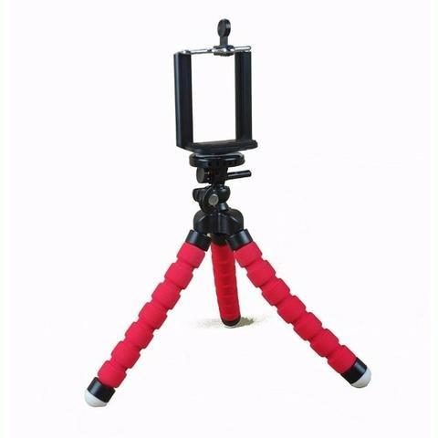 Mini Tripe Articulado Tripod Universal Celular e Cameras - Foto 3