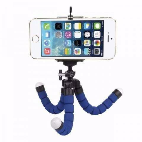 Mini Tripe Articulado Tripod Universal Celular e Cameras - Foto 2