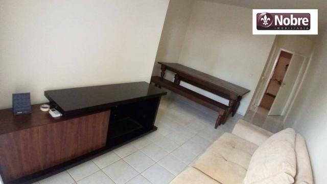 Apartamento para alugar, 68 m² por r$ 1.050,00/mês - plano diretor norte - palmas/to - Foto 8