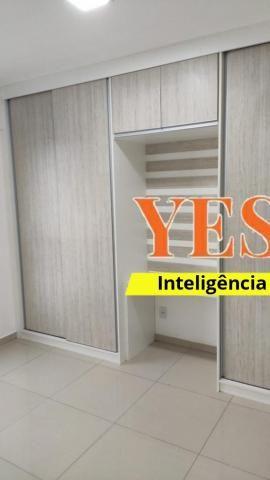 Apartamento residencial para locação santa mônica, feira de santana ,3 dormitórios sendo 1 - Foto 12