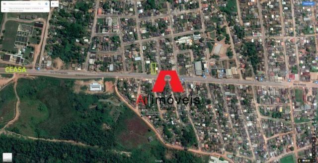 Terreno à venda, 342 m² por R$ 140.000 - Plácido de Castro - Rio Branco/AC - Foto 2