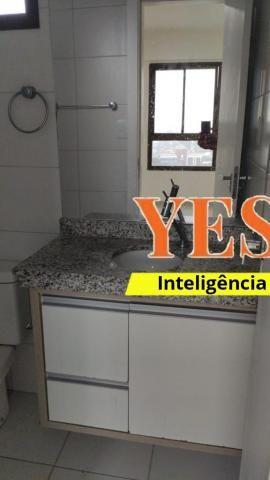 Apartamento residencial para locação santa mônica, feira de santana ,3 dormitórios sendo 1 - Foto 7