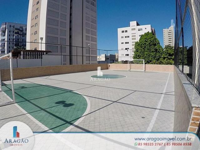Apartamento com 3 dormitórios à venda, 121 m² por r$ 800.000,00 - aldeota - fortaleza/ce - Foto 19