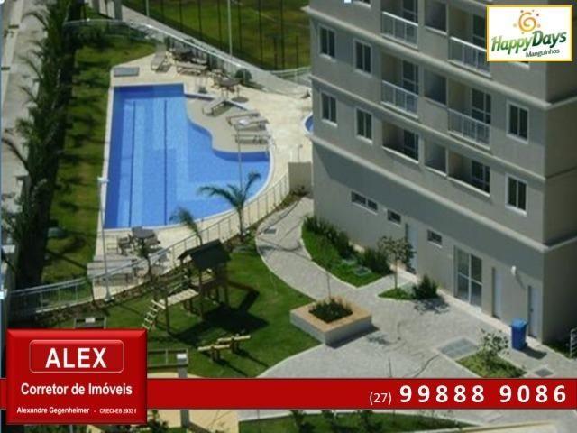ALX - 01 - Happy Days - Apartamento 2 Quartos/Suíte - Morada de Laranjeiras - Foto 3