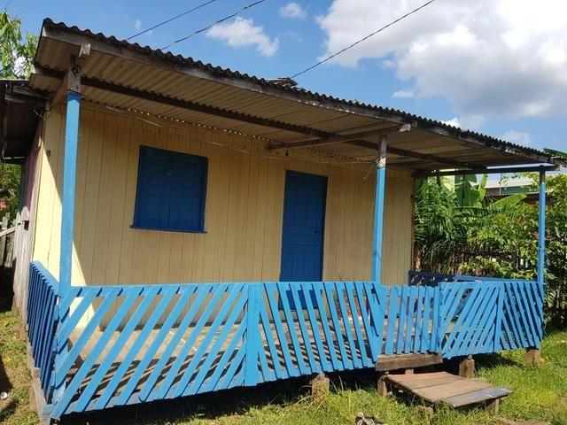 Vendo casa de Madeira placas - Foto 14