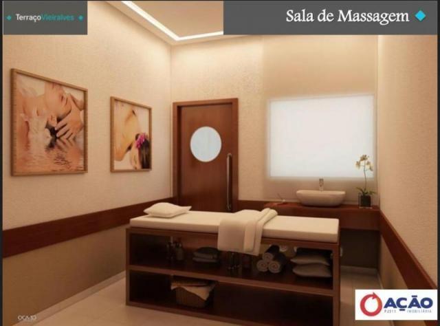 Apartamento à venda com 3 dormitórios em Nossa senhora das graças, Manaus cod:AP596VRAQ - Foto 6