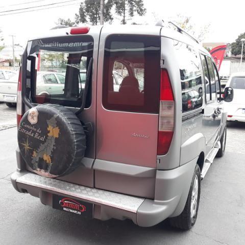 FIAT DOBLO ADVENTURE 1.8 16V - Foto 7