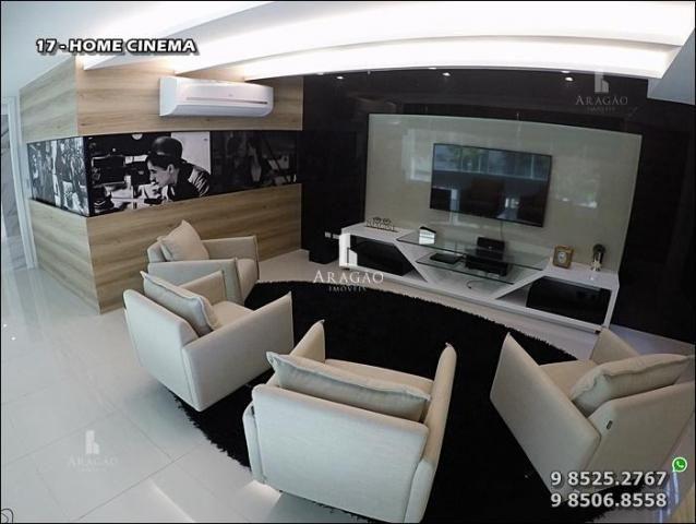 Apartamento à venda, 124 m² por r$ 1.150.000,00 - meireles - fortaleza/ce - Foto 18
