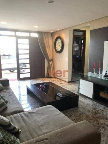Casa com 5 dormitórios à venda, 330 m² por R$ 750.000 - Edson Queiroz - Fortaleza/CE - Foto 6