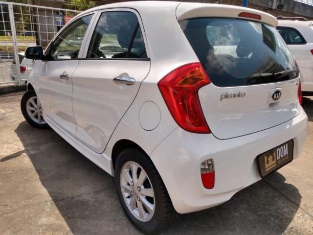 KIA PICANTO 2013/2013 1.0 EX 12V FLEX 4P MANUAL - Foto 7