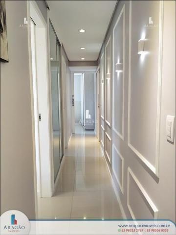 Apartamento à venda, 106 m² por r$ 850.000,00 - aldeota - fortaleza/ce - Foto 6
