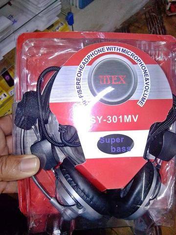 Headset Para PC ( Loja na Cohab)-Total Segurança na Sua Compra. Adquira Já - Foto 3