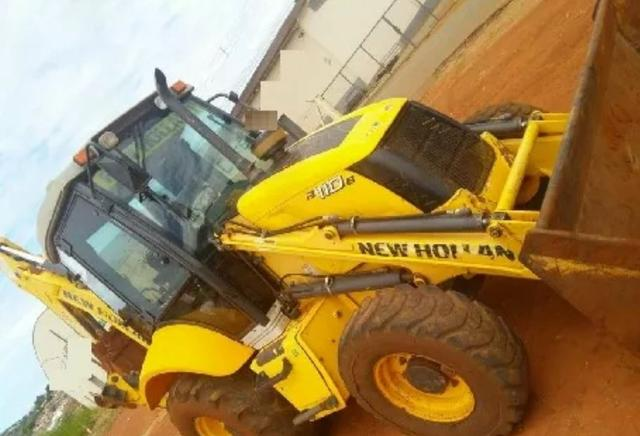 Retroescavadeira NEW HOLLAND B95b - Foto 5