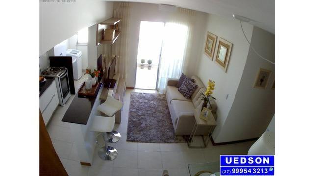 UED-53 - Apt° 3 quartos com suíte em colina de laranjeiras serra - Foto 18