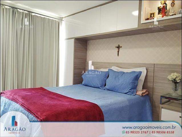 Apartamento à venda, 106 m² por r$ 850.000,00 - aldeota - fortaleza/ce - Foto 11