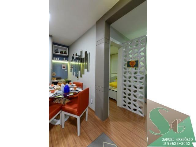 SAM - 34 - Vista da Reserva Condomínio clube - 2 quartos - Camará - Serra, ES - Foto 2