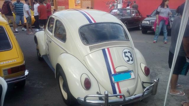 Fusca Herbie - ano 1966 - doc ok - Foto 5