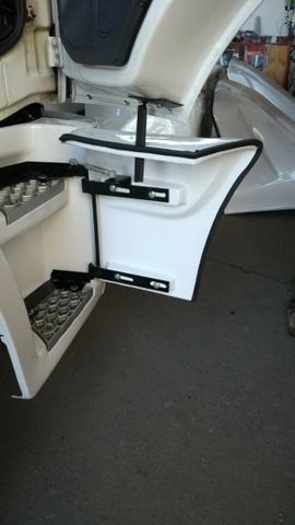 Protetor de estribo Ford cabine nova - Foto 2