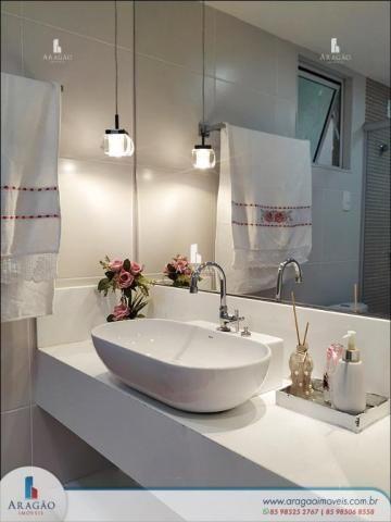 Apartamento à venda, 106 m² por r$ 850.000,00 - aldeota - fortaleza/ce - Foto 17