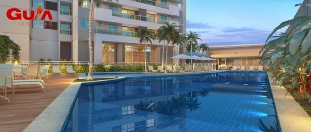 Apartamentos novos com 03 quartos a venda no cambeba - Foto 2