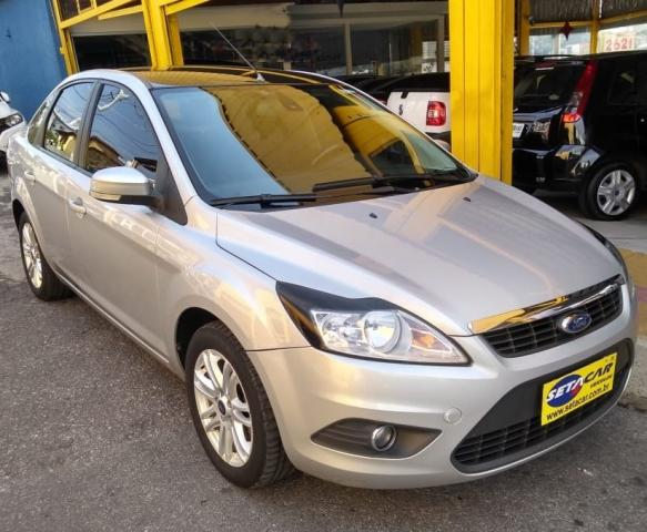 FORD FOCUS 2012/2013 2.0 GLX SEDAN 16V FLEX 4P MANUAL