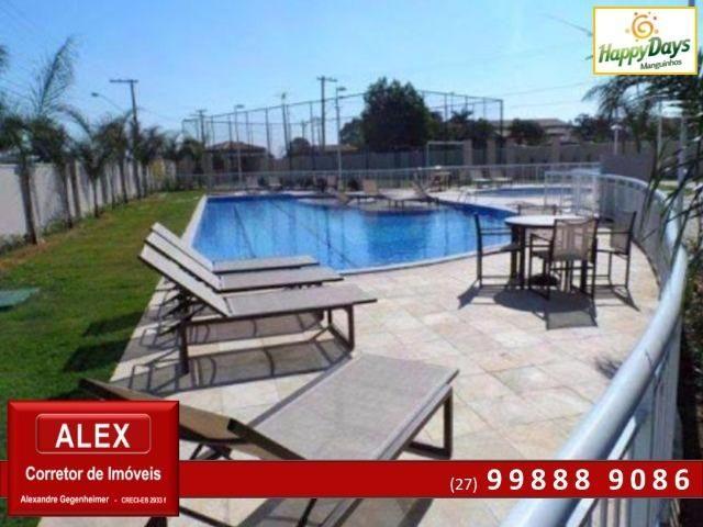 ALX - 01 - Happy Days - Apartamento 2 Quartos/Suíte - Morada de Laranjeiras - Foto 2