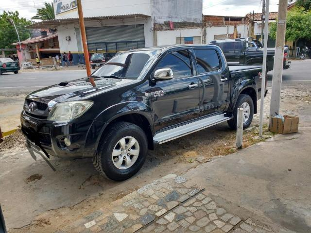 Toyota Hilux SRV 2009 automática R$ 78.000!! - Foto 6