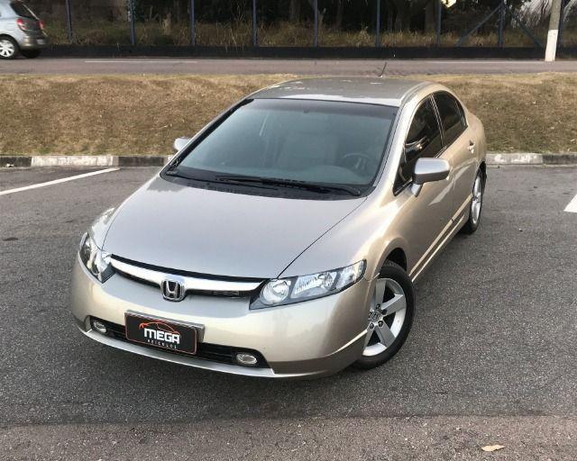 Honda Civic - 2007 1.8 lxs 16v gasolina 4p manual - Foto 2