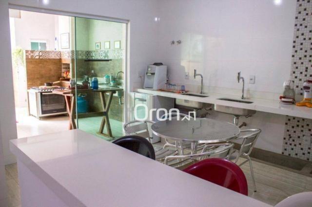 Sobrado com 4 dormitórios à venda, 364 m² por R$ 780.000,00 - Setor Jaó - Goiânia/GO - Foto 8