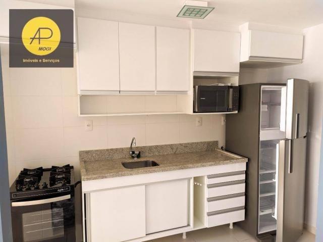 Apartamento com 1 dormitório para alugar, 46 m² - Centro Cívico - Mogi das Cruzes/SP - Foto 7