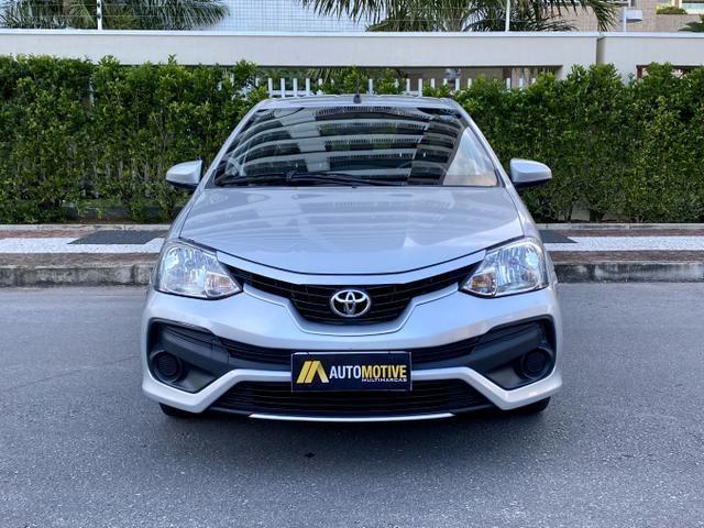 Toyota Etios Sedan 1.5 Aut. 2018 EXTRA!!!