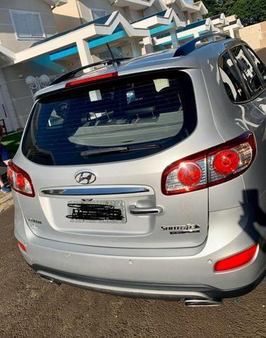 Santa Fé Hyundai 3.5 4W - Foto 6