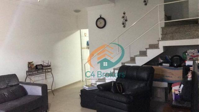 Sobrado à venda, 149 m² por R$ 720.000,00 - Bosque Maia - Guarulhos/SP - Foto 7