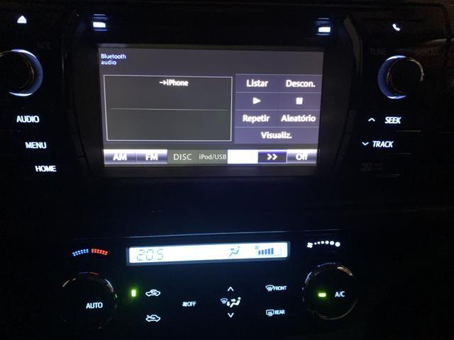Vendo Corolla XEI Dynamic 2017 - Foto 19