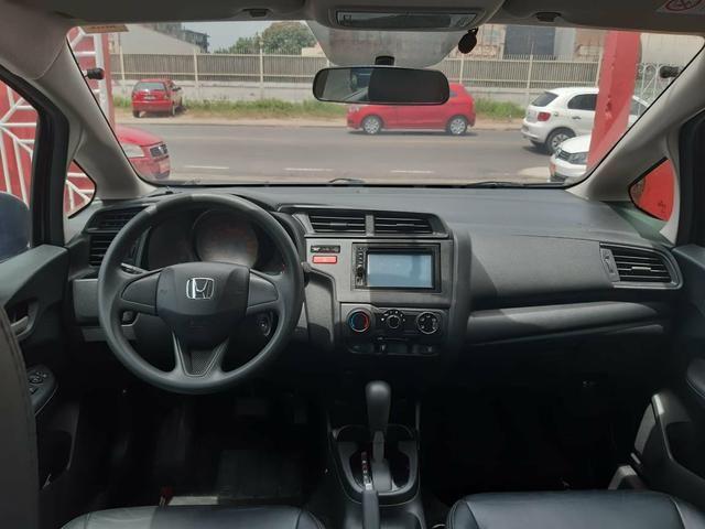 Honda Fit LX 2015 Ent. R$10.000,00 - Foto 8