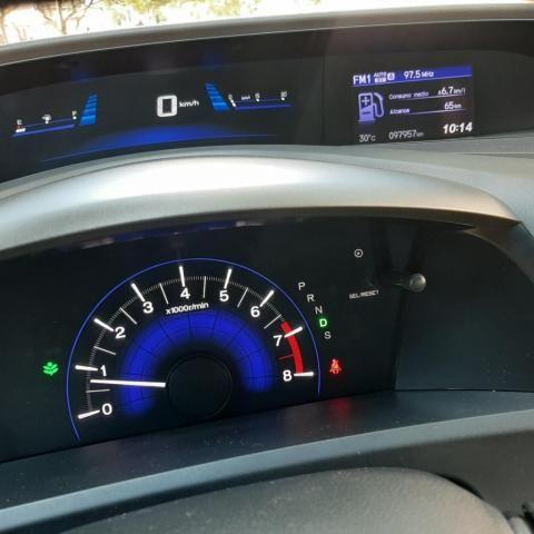 Civic Sedan LXS 1.8 1.8 Flex 16V Aut. 4p - Foto 8