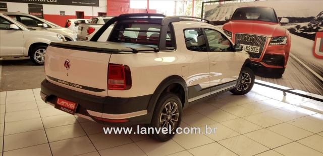 SAVEIRO 2018/2019 1.6 CROSS CD 16V FLEX 2P MANUAL - Foto 5