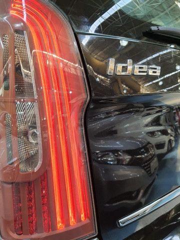 Ideia essence 1.6 flex automático completo + multimídia+rodas de liga leve - Foto 8